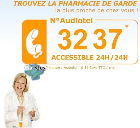 Service de garde pharmacie de chaillac - Pharmacie de garde valenciennes ...